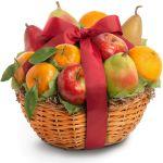 Корзинка фруктов №22