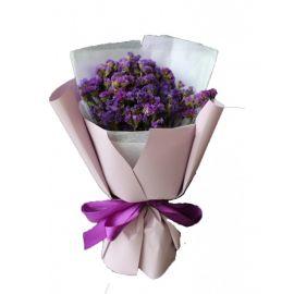 25 статиц фиолетовых