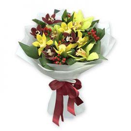 15 орхидей микс