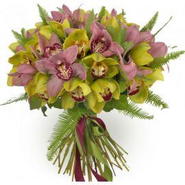 45 орхидей микс