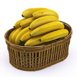 Корзинка бананов