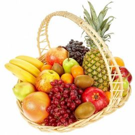 Корзинка фруктов №3