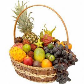 Корзинка фруктов №4