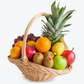 Корзинка фруктов №6