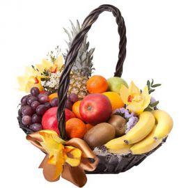 Корзинка фруктов №8
