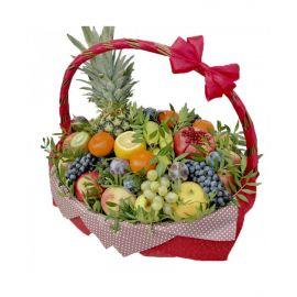 Корзинка фруктов №9