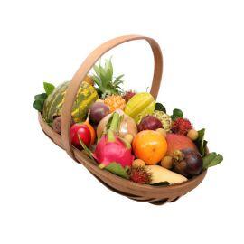 Корзинка фруктов №16