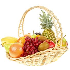 Корзинка фруктов №20