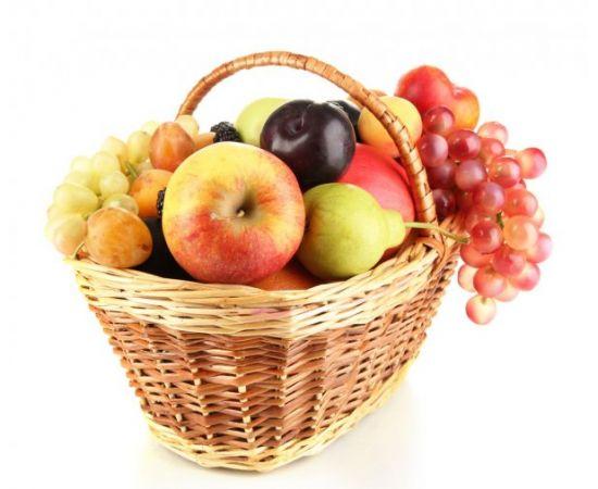 Корзинка фруктов №18